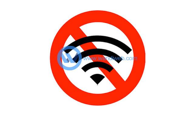 Cara Mengatasi No Internet Connection/Limited Access WiFi Laptop - WandiWeb