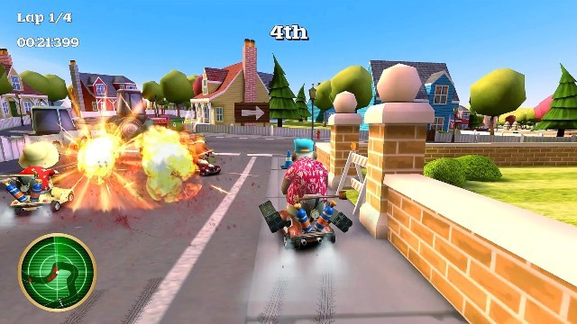Coffin Dodgers PC Games Gameplay
