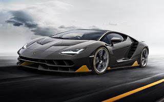 Lamborghini Centenario LP 770-4 Cencept First Look
