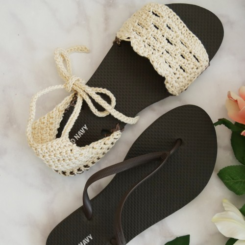 Free Printable Crochet Patterns For Baby Sandals : Beautiful Skills - Crochet Knitting Quilting : Crochet ...