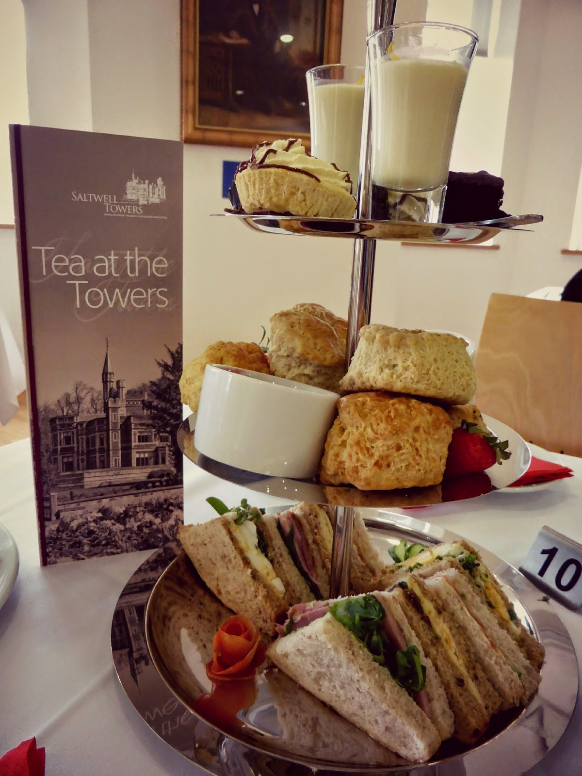 Afternoon Tea Saltwell Park