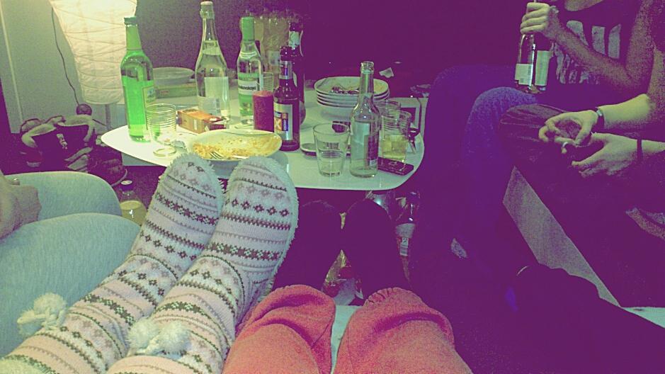 Mädchenabend