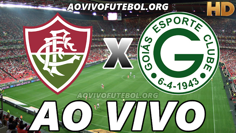 Fluminense x Goiás Ao Vivo HD Premiere