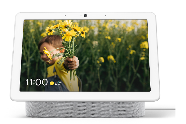 Google I/O 2019: Google launches Nest Hub Max with 10-inch HD screen and built-in Nest Cam
