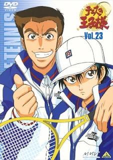 The Prince of Tennis (El Principe del Tenis) Latino