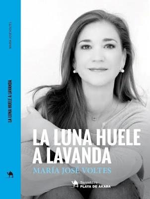 La luna huele a lavanda - María José Voltes (2017)