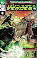 DC Renascimento: Lanternas Verdes #41