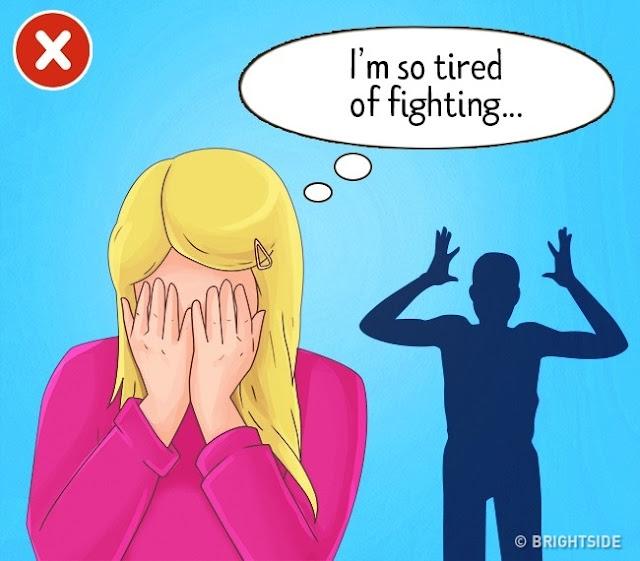 Kamu Pantas Bahagia! Tinggalkan Pasanganmu Jika 9 Hal Ini Kamu Alami Apalagi No 9, Coba Fikirkan!