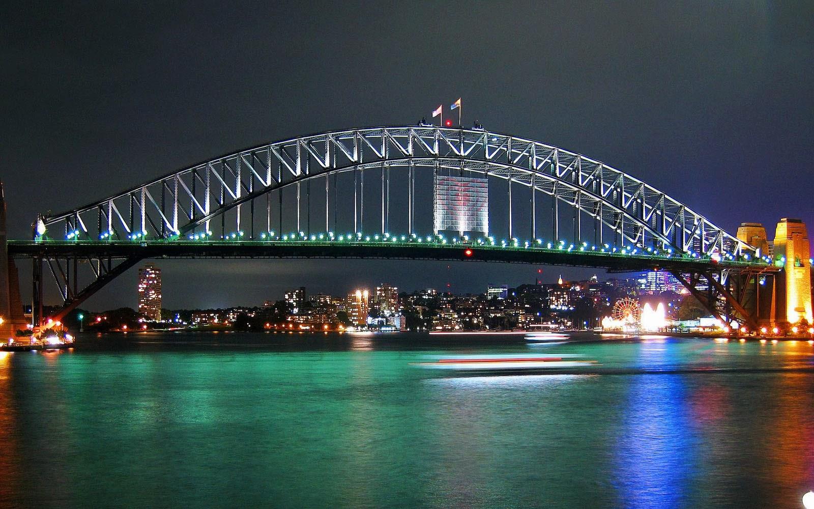 Beautiful 3d Love Wallpapers Wallpapers Sydney Harbour Bridge Wallpapers