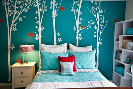 Turquoise Bedrooms 4