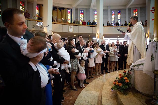 chrzest święty, Lublin, Tarnobrzeg, bliźniaki
