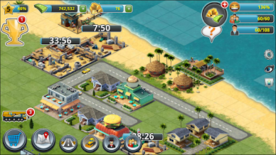 City Island 3 - Building Sim Apk Mod Money