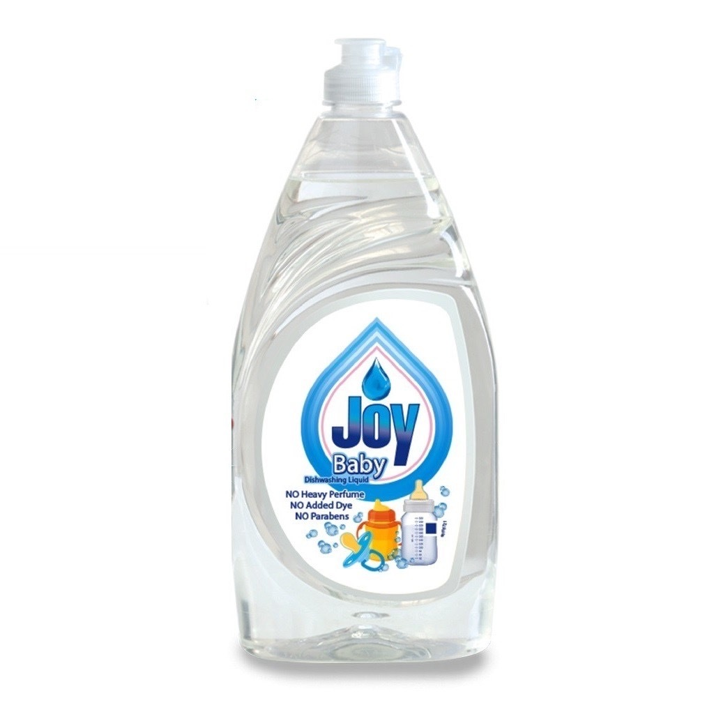 Joy Baby Dishwashing Liquid is one of the top 5 baby products that we trust