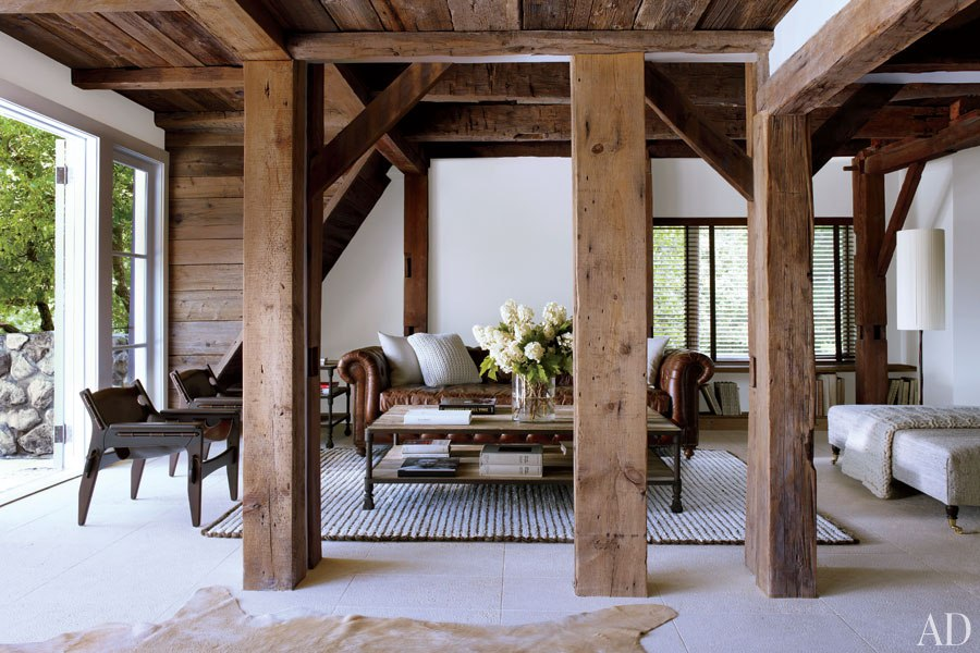 A Modern Farmhouse In Upstate New York Home Appliance
