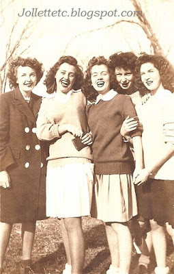 Cradock High School friends 1946  http://jollettetc.blogspot.com