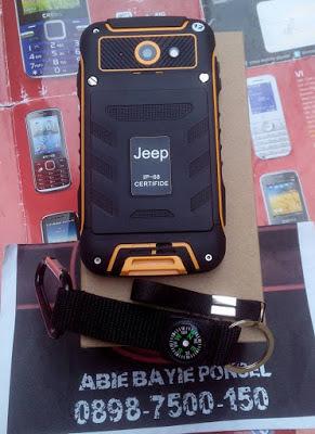 ABIE BAYIE PONSEL - SERANG BANTEN  SMARTPHONE WATERPROOF TERBARU DARI JEEP  - JEEP F6 ( Tampil dengan body lebih slim dan layar lebih lebar ) 2c5bca425a