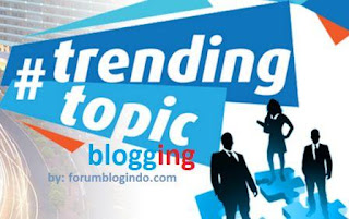 Top 3 Trending Topik Blog 2017