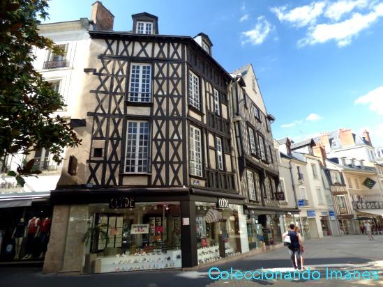 Visitando el castillo de Blois