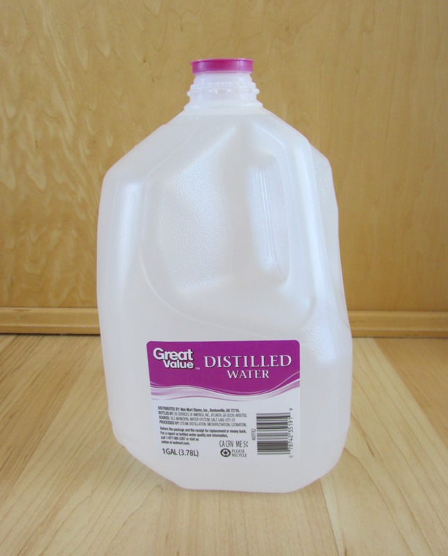 Distilled Water At Walmart ~ Create kids couture how to clean your iron