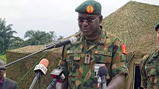 2019 POLL: NIGERIAN ARMY TO ESTABLISH SPECIAL COURT MARTIAL TO DEAL WITH PARTISAN PERSONNEL