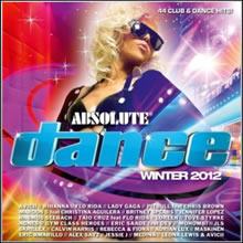 capa CD - CD Absolute Dance Winter (2012)