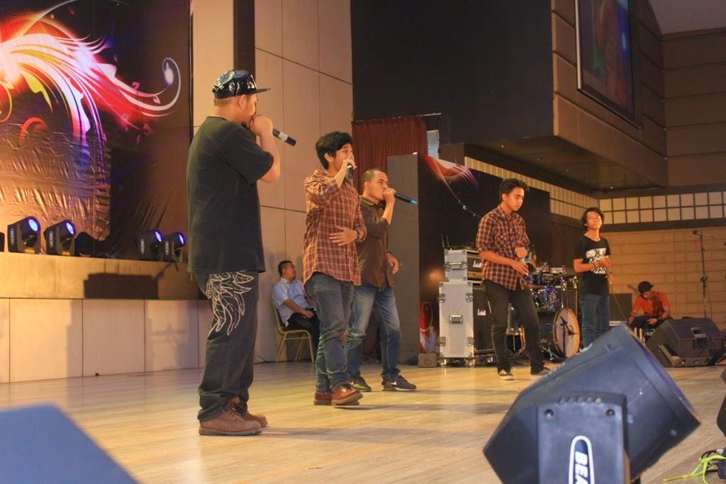 Beatbox Performance 2nd Anniversary Sedekah Bareng