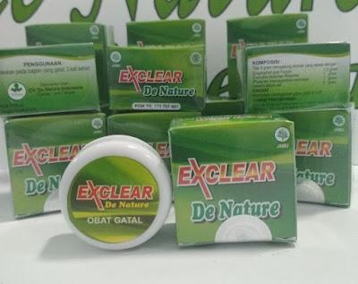 Exclear De Nature Obat Gatal