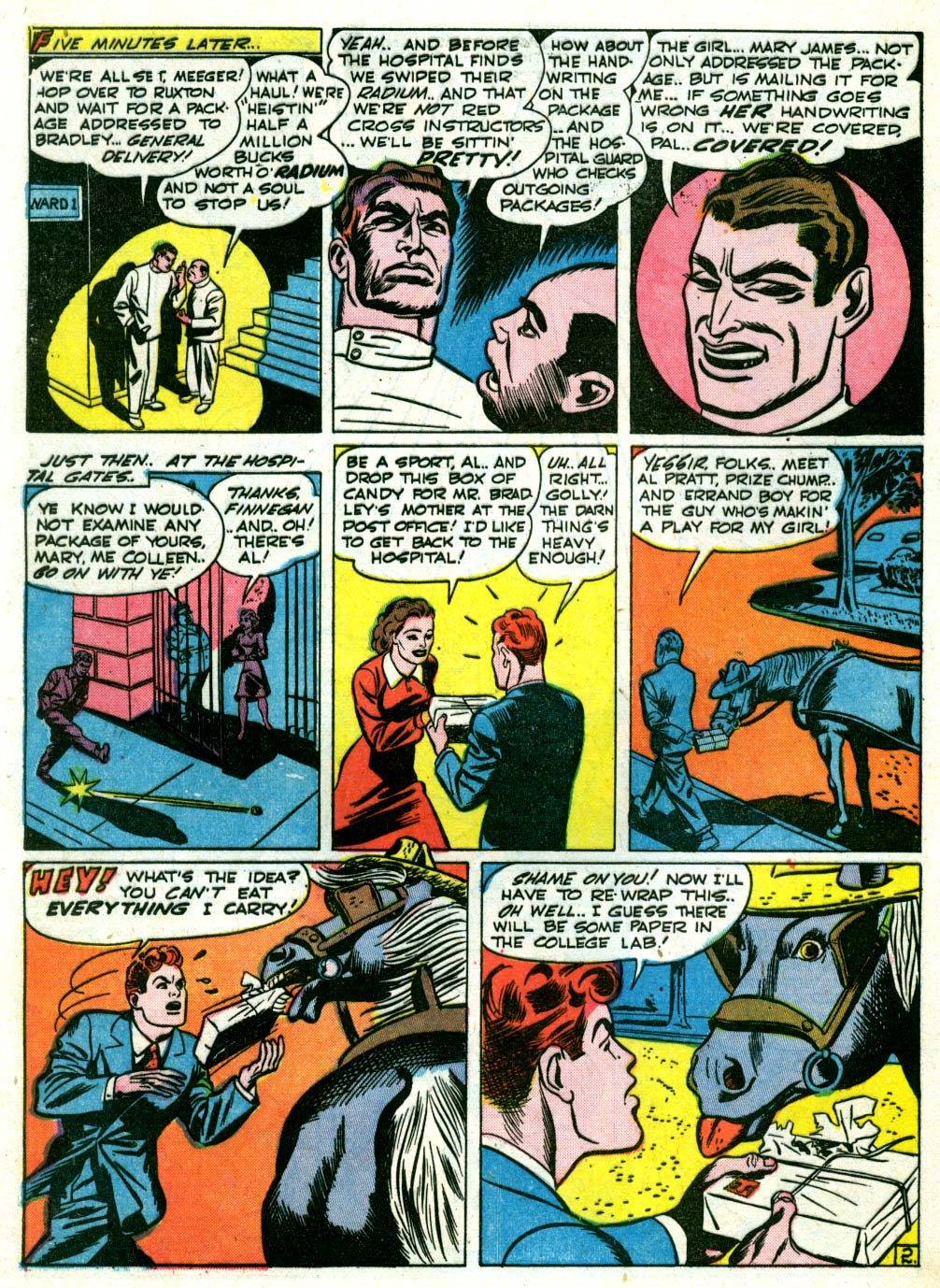 Read online All-American Comics (1939) comic -  Issue #44 - 53