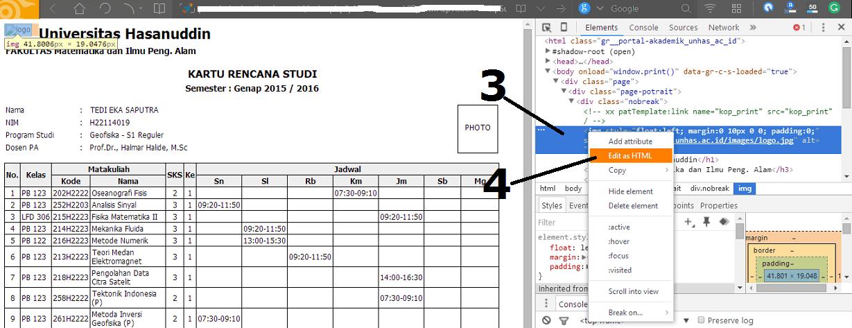 edit html2