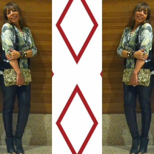 Look do dia Celina Alves