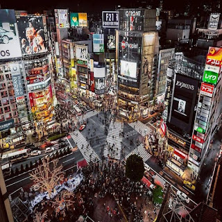 shibuya tokio japón