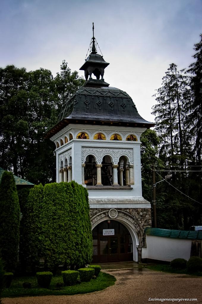 Sinaia. Valaquia. Rumanía