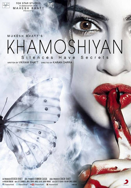 Khamoshiyan (2015) ταινιες online seires oipeirates greek subs