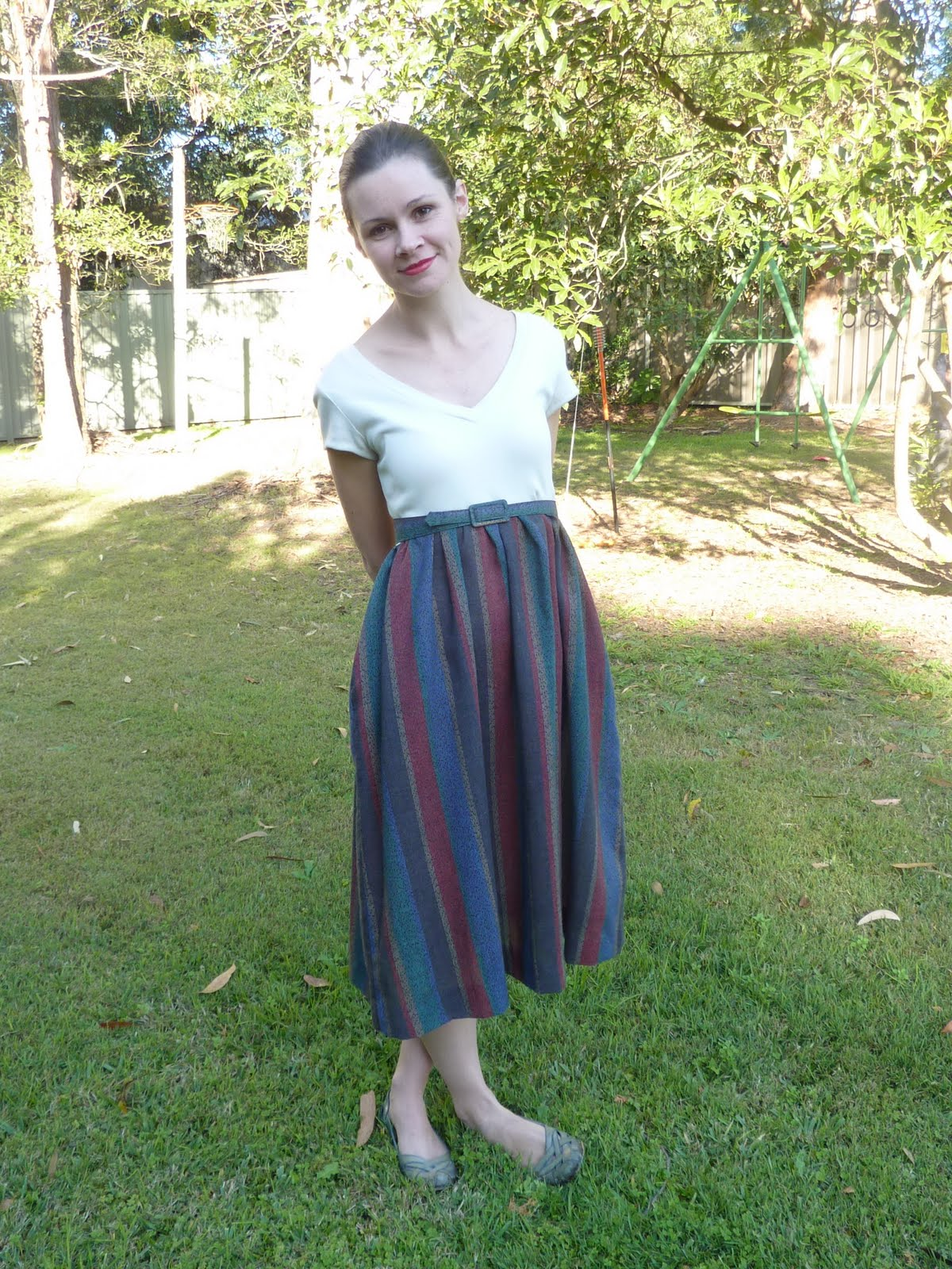 born again creations: 15. Remaking Vintage Clothing