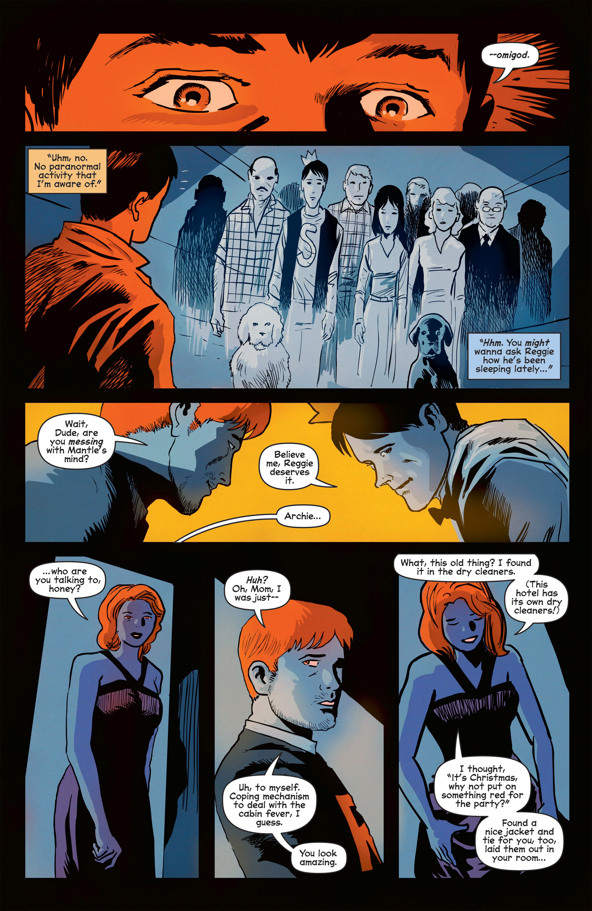 Read online Afterlife with Archie comic -  Issue #8 - 19