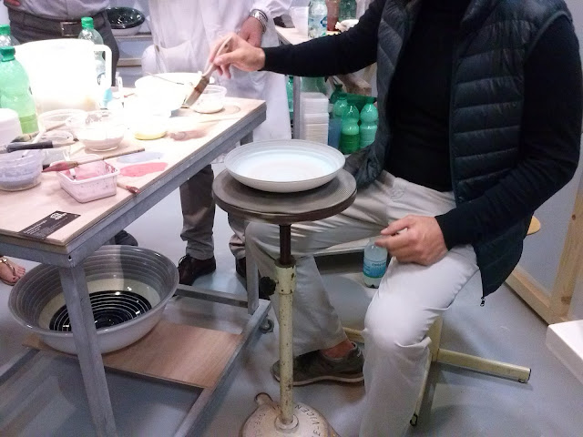 arredobagno in fieri making of bathroom furnishing