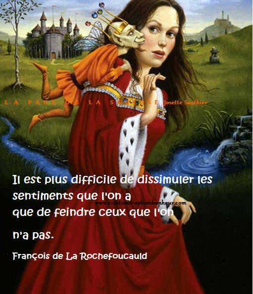 citations amour caché