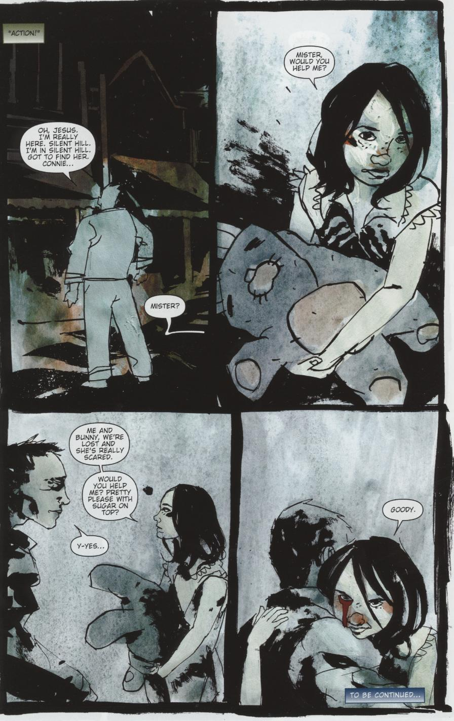 Read online Silent Hill: Dead/Alive comic -  Issue #1 - 24