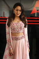 Pragya Jaiswal in stunning Pink Ghagra CHoli at Jaya Janaki Nayaka press meet 10.08.2017 074.JPG