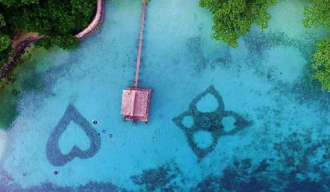 Wisata Kab Banggai Kepuluan Keren Abis Sulawesi Tengah Adik Ingusan