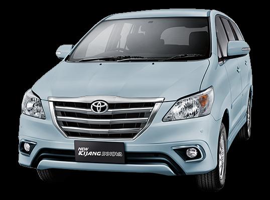 Toyota Kijang Innova FL (2014)