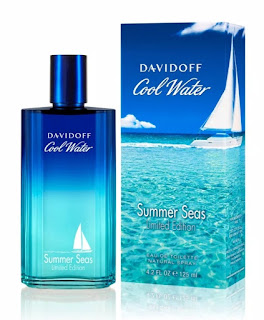 Davidoff Cool Water Summer Seas EDT 125 Ml - No Box
