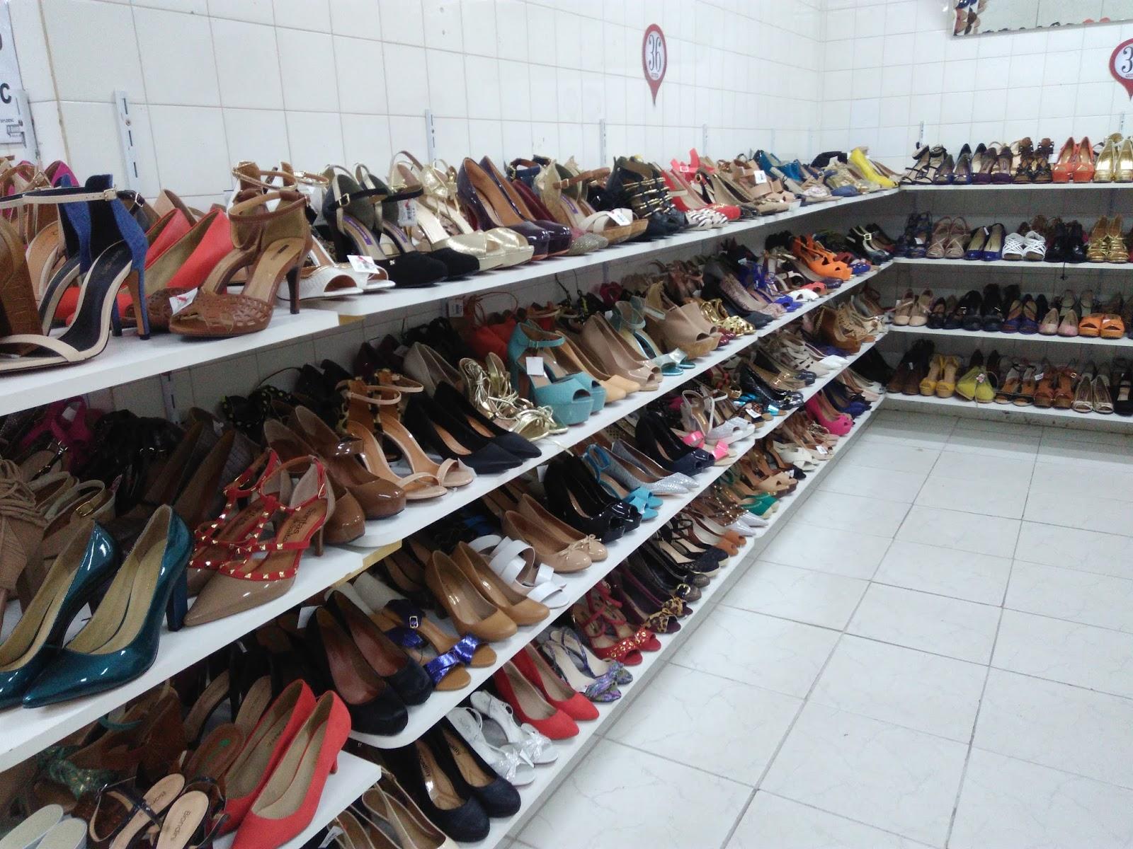 Feirão de calçados a barateira curitiba