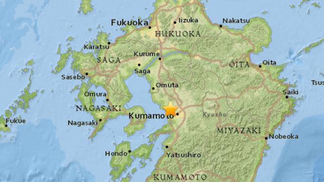 Dos fuertes terremotos sacuden Japón