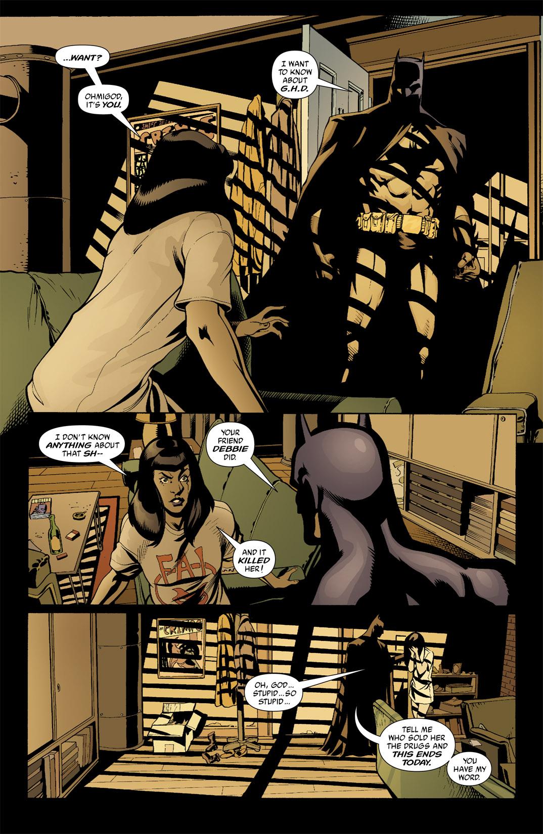 Detective Comics (1937) 790 Page 4