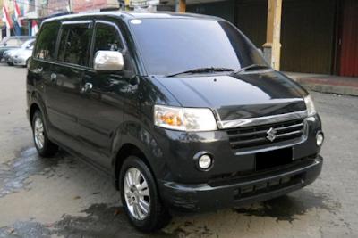 Suzuki APV tipe X Dijual