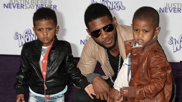 9jaflave Think Inspiration Usher S Son Hospitalized