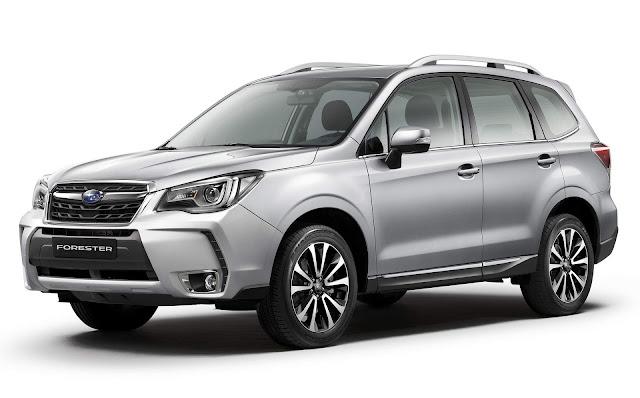 Novo Subaru Forester 2017 - Preço