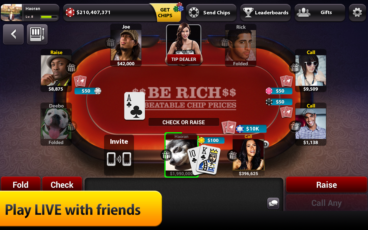 Why Zynga Poker Thrives While Online Poker Struggles