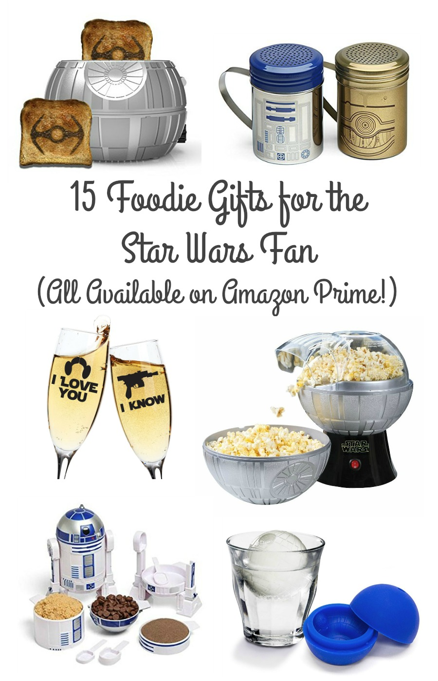Frugal foodie mama 15 foodie gifts for the star wars fan whether you are a huge star wars fan yourself or you happen to have one on solutioingenieria Gallery